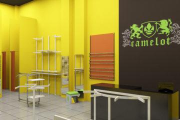 Дизайн Камелот 2